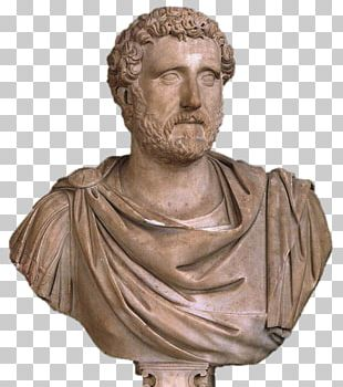Antoninus Pius Sculpture Roman Art Roman Empire Art History PNG
