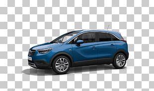 Opel Crossland X 1.2 Edition Sport Utility Vehicle Car Opel Crossland X INNOVATION PNG