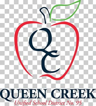 Queen Creek High School Queen Creek Unified School District Organization PNG