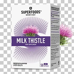 Dietary Supplement Superfood Coneflower Health Milk Thistle PNG
