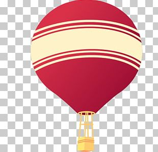 Hot Air Balloon Euclidean PNG