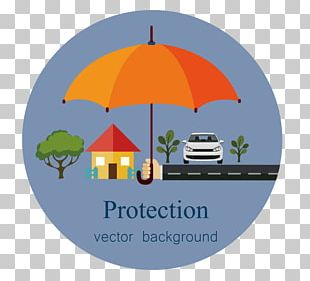 Umbrella Adobe Illustrator Icon PNG