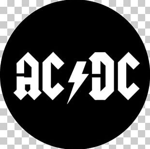 War Of The Currents AC/DC Black Ice Decal Back In Black PNG