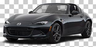 2018 Mazda MX-5 Miata RF 2017 Mazda MX-5 Miata RF Car PNG