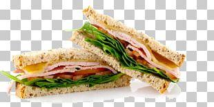 BLT Toast Buffet Club Sandwich PNG