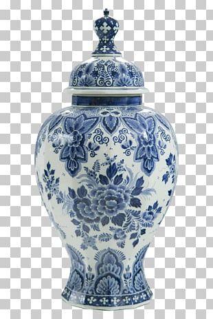 De Delftse Pauw Delftware Ceramic Pottery PNG