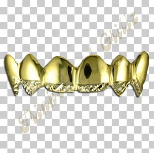 Grill Gold Teeth Jewellery Tooth PNG