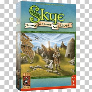 Isle Of Skye: From Chieftain To King King Of Tokyo Board Game PNG