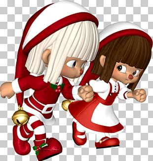 Christmas Ornament Santa Claus (M) Illustration PNG