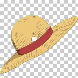 Monkey D. Luffy T-shirt Straw Hat One Piece PNG