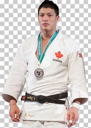 Judo Canada Judo Canada Dobok Louis Jani PNG