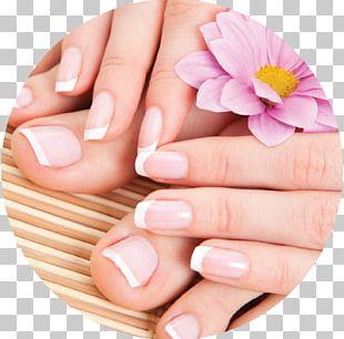 Manicure Pedicure Beauty Parlour Nail Salon Massage PNG