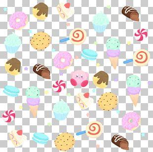 Ice Cream Cones Line Point PNG