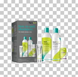 DevaCurl How To Quit Shampoo Kit Hair Conditioner Cosmetics PNG