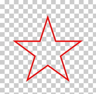 Five-pointed Star Pentagram PNG