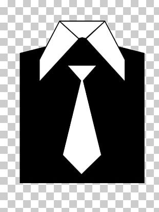 Black And White Suit Computer Icons Coat PNG