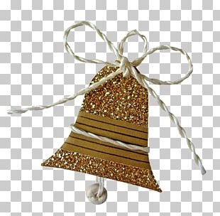 Christmas Ornament Bell Christmas Decoration PNG