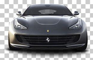 Sports Car Ferrari GTC4Lusso Ferrari FF PNG