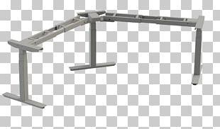 Standing Desk Sit-stand Desk Furniture PNG