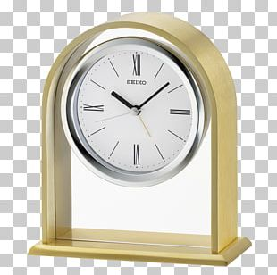 Alarm Clocks Mantel Clock Seiko Table PNG