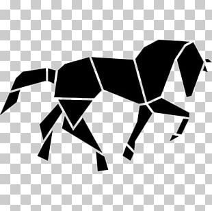 Horse Polygon Geometry Shape Triangle PNG