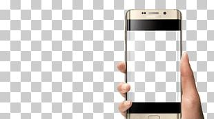 Samsung Galaxy S6 Edge+ Telephone Android Smartphone PNG
