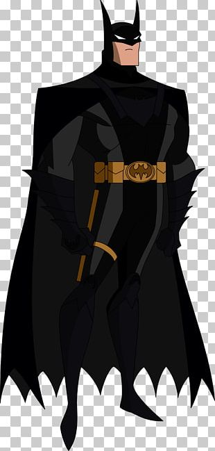 Batman Beyond Superman Batgirl DC Animated Universe PNG