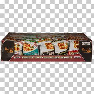Old Dutch Foods Potato Chip Ruffles Flavor PNG