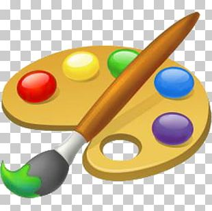 Painting Palette Art PNG