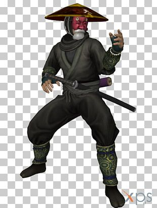 Dead Or Alive 5 Last Round Costume Art Character PNG