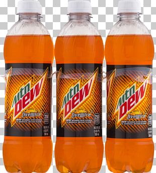 Fizzy Drinks Orange Soft Drink Orange Drink Carbonated Water Mountain Dew PNG
