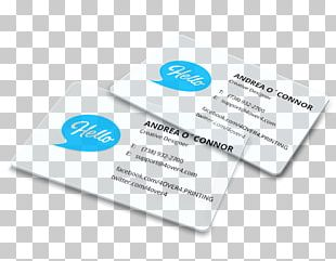 Paper Business Cards Printing Plastic Visiting Card PNG