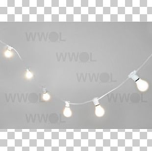 Lighting Incandescent Light Bulb Festoon Christmas Lights PNG