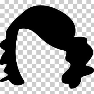 Black Hair Wig Hair Loss Beauty Parlour PNG