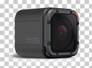 GoPro HERO5 Session Action Camera 4K Resolution GoPro HERO5 Black PNG