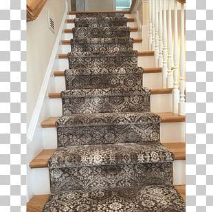 Stair Carpet Stairs Flooring Stair Tread PNG