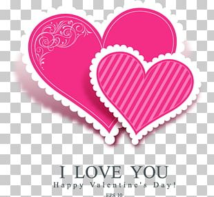 Valentine's Day Wedding Invitation Greeting Card Birthday PNG