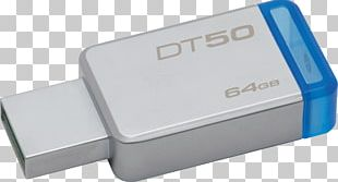 USB Flash Drives Kingston Technology Computer Data Storage USB 3.0 PNG