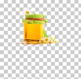 Bee Honey Lindens Jar Shutterstock PNG