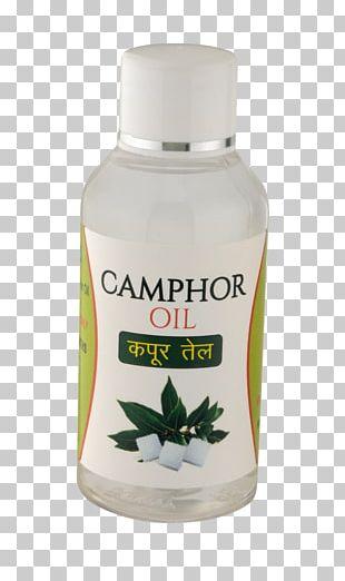 Camphor Neem Oil Liquid PNG