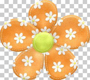Flower Scrapbooking Paper Art PNG