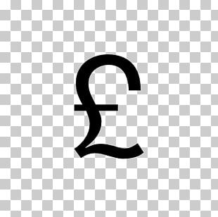 Pound Sign Pound Sterling Currency Symbol PNG