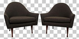 Club Chair Eames Lounge Chair Chaise Longue Mid-century Modern PNG