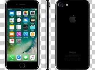 IPhone 8 Apple IPhone 7 Telephone Black PNG