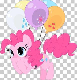 Pinkie Pie My Little Pony Spike PNG