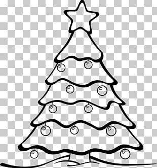 Drawing Christmas Tree Rudolph PNG