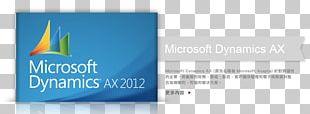 Microsoft Dynamics AX Logo Brand Microsoft Dynamics NAV PNG