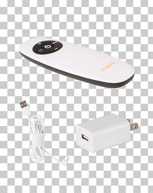 Battery Charger Micro-USB AC Adapter Allsop Mooni Speaker Light PNG