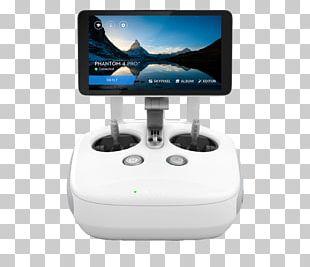 Mavic Pro Phantom Remote Controls Display Device Camera PNG
