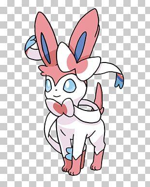Pokémon X And Y Sylveon Eevee PNG